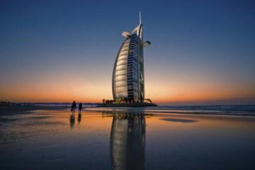 โรงแรม Burj Al Arab Hotel ที่ก่อสร้างบนพื้นที่ที่มาจากการถมทะเล 4 - Hotel