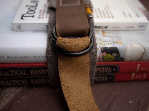 DIY.old school book strap ในช่วงปิดเทอม 20 -
