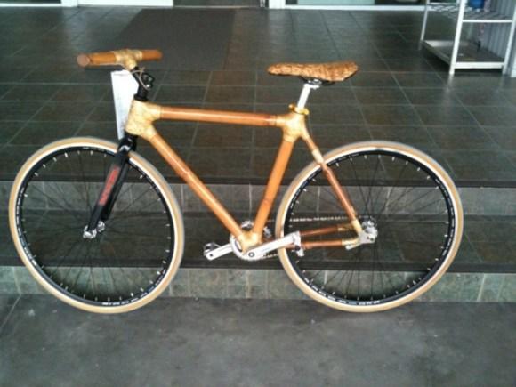 Bambike จักรยานไม้ไผ่รายได้สู่ชุมชน 18 - bamboo