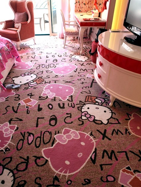 3584524571 ไปทัวร์ Hello Kitty room ที่เกาะเชจูเกาหลี
