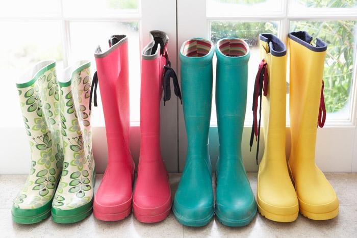 แฟชั่นรองเท้าบู๊ทยาง 14 - STYLE&FASHION