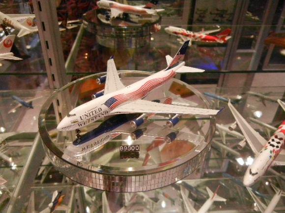 ร้านโมเดลเครื่องบิน..ที่ Terminal 21 14 - Model