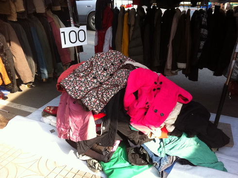 ตลาดเช้าที่สวนหลวง ร.9 18 -