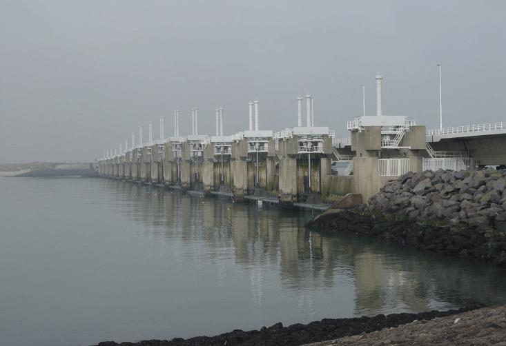 Delta Works โครงการป้องกันน้ำท่วมทั้งเนเธอร์แลนด์ ประเทศที่ต่ำกว่าระดับน้ำทะเล 13 - delta plan