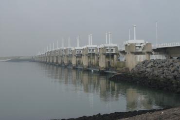 Delta Works โครงการป้องกันน้ำท่วมทั้งเนเธอร์แลนด์ ประเทศที่ต่ำกว่าระดับน้ำทะเล 13 - Delta work