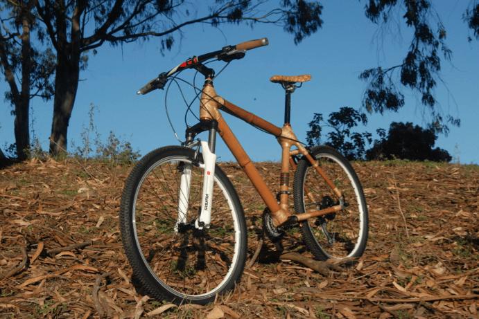 Bambike จักรยานไม้ไผ่รายได้สู่ชุมชน 13 - bamboo
