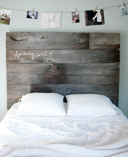 DIY ตกแต่งหัวเตียงนอนใหม่ หลังน้ำท่วม  14 -