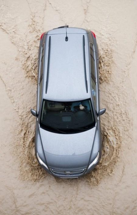 เทคนิคขับรถให้ปลอดภัยตามระดับความสูงของน้ำ 17 -