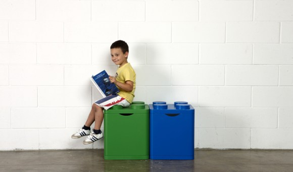 LEGO recycling containers 16 -