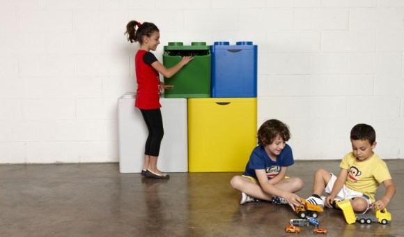 LEGO recycling containers 18 -