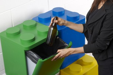 LEGO recycling containers 9 -