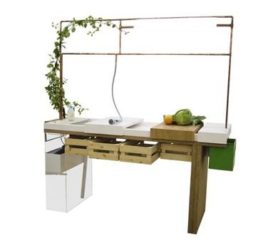 ห้องครัวในยุคต่อไป..ต้องนำขยะและน้ำทิ้งกลับมาใช้ปลูกผักในครัวได้ 19 - รีไซเคิล