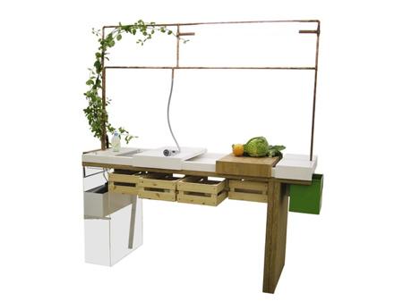 ห้องครัวในยุคต่อไป..ต้องนำขยะและน้ำทิ้งกลับมาใช้ปลูกผักในครัวได้ 17 - รีไซเคิล