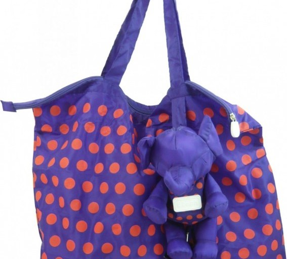 Eleph..กระเป๋าพับได้..ช้าง..ช้าง..ช้างน่ารัก  14 - SHOPPING