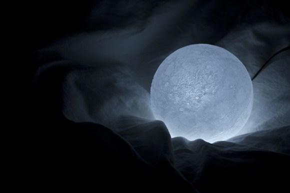 Lunar LED Lamp..โคมไฟแห่งความหวัง 16 - Lamp