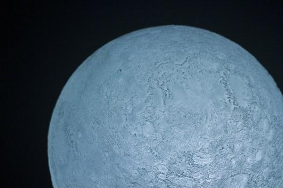 Lunar LED Lamp..โคมไฟแห่งความหวัง 15 - Lamp