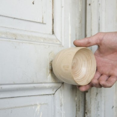 DIY: Door Handles ที่จับเปิด-ปิดประตู (ลูกบิด) 14 - handmade