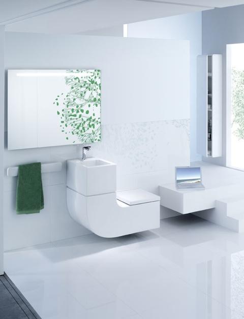 25541216 200147 สุขภัณฑ์ + อ่างล้างมือ..ประหยัดทั้งพื้นที่..และน้ำ