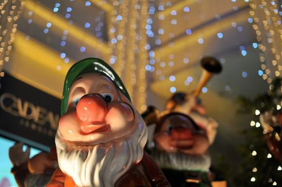 DSC 4643 580x385 Christmas & New Year 2012 Decoration @ Town: Ratchaprasong  สี่แยกราชประสงค์