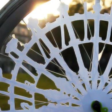 The Bicycle Animation ชุดแต่งจักรยานแบบง่ายๆ 14 - จักรยาน