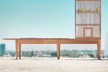 Family Bench by Valentin Garal ม้านั่งยาว-เคล้าเสียงนก 17 - Bench