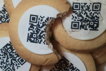 Cookie QR codes 20 - Cookie