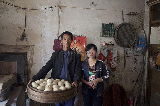 253 20101015 ZhangyutuanWuxianling Farmer Shaanxi 017 BAI XIAOCI ช่างภาพชาวจีน กับผลงานสร้างชื่อ i Live Here