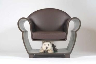 ช่องว่างของเก้าอี้ = ที่เก็บของ 21 - product design