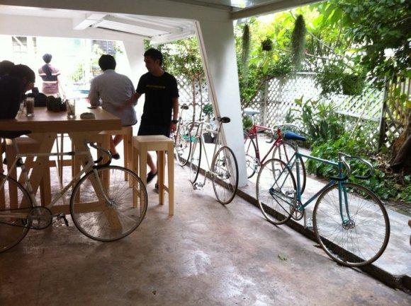 คาเฟ่จักรยาน Aran Bicicletta Cicli&Cafe' 16 - Aran Bicicletta