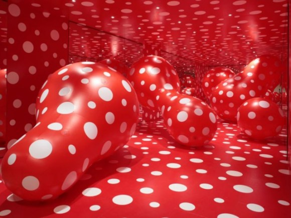 Look Now, See Forever by Yayoi Kusama 21 - art exhibition