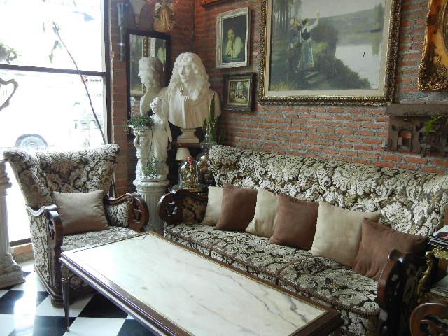 Puritan ..House of Museum ร้านอร่อยของคนชอบสะสมของเก่า 29 - ร้านอาหาร