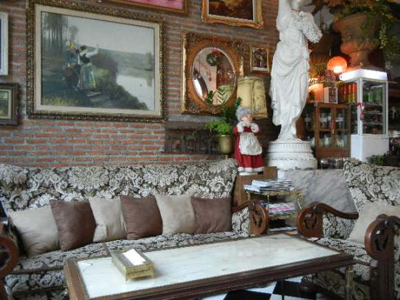 Puritan ..House of Museum ร้านอร่อยของคนชอบสะสมของเก่า 25 - bakery