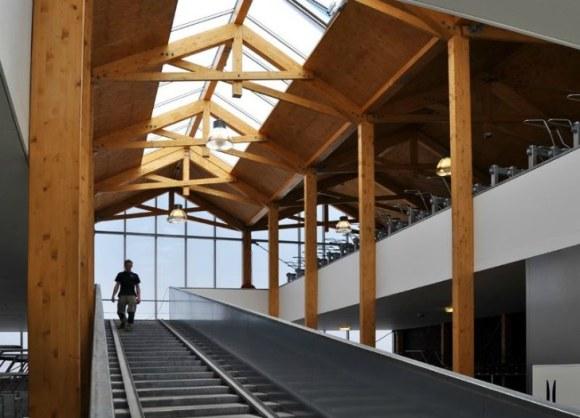 Fietsenpakhuis Nunc Architecten 6 580x418 BIKE SHED โรงจอดจักรยาน