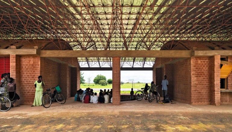 """แง่คิด """"ความยั่งยืนด้านสถาปัตยกรรมของแอฟริกา"""" Africa Calling by Francis Kere 13 - Africa"""