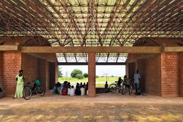 """แง่คิด """"ความยั่งยืนด้านสถาปัตยกรรมของแอฟริกา"""" Africa Calling by Francis Kere 13 - Francis Kéré"""
