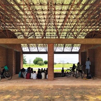 """แง่คิด """"ความยั่งยืนด้านสถาปัตยกรรมของแอฟริกา"""" Africa Calling by Francis Kere 31 - Africa"""