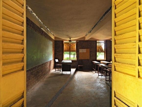 """แง่คิด """"ความยั่งยืนด้านสถาปัตยกรรมของแอฟริกา"""" Africa Calling by Francis Kere 22 - Africa"""