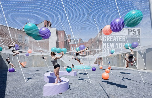 PoleDanceSoIlPS11163 580x377 Pole Dance: Contemporary Art Centre in New York