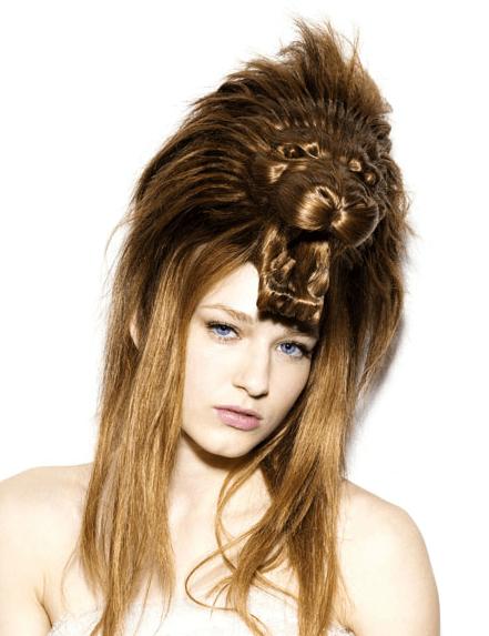 Animals Hair ทรงผมทรงหัวสัตว์แสนเก๋ 18 - animals