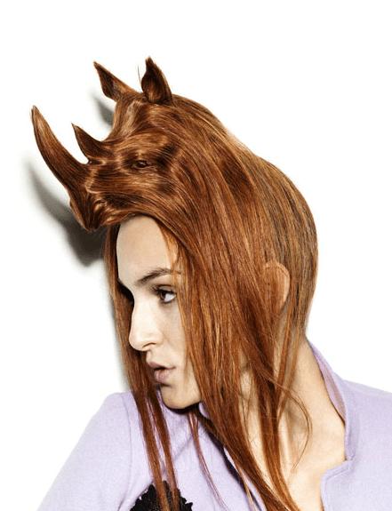 Animals Hair ทรงผมทรงหัวสัตว์แสนเก๋ 21 - animals