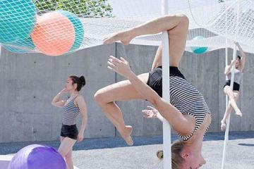 Pole Dance: Contemporary Art Centre in New York 2 - contemporary art