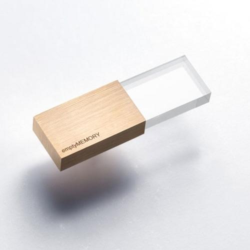 emptymemory logicalart 5 USB memory sticks Empty Memory