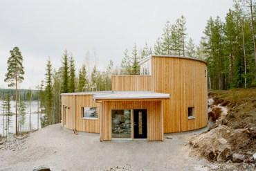 Villa Nyberg บ้านที่เป็นมิตรกับสิ่งแวดล้อม นำความร้อนมาใช้ใหม่ 17 - GREENERY