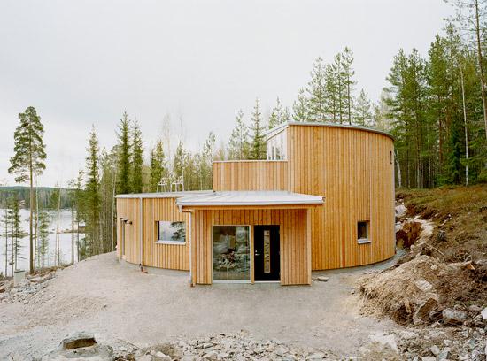 Villa Nyberg บ้านที่เป็นมิตรกับสิ่งแวดล้อม นำความร้อนมาใช้ใหม่ 18 - GREENERY