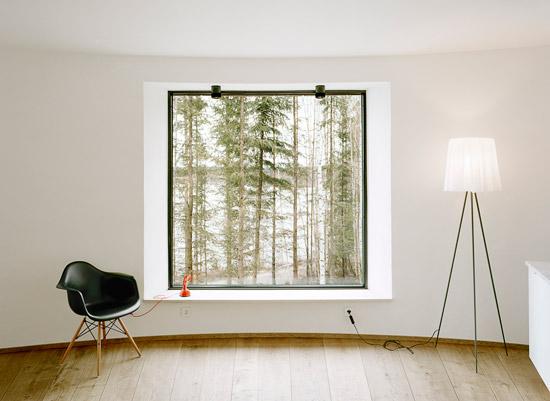 kk07 Villa Nyberg บ้านที่เป็นมิตรกับสิ่งแวดล้อม นำความร้อนมาใช้ใหม่