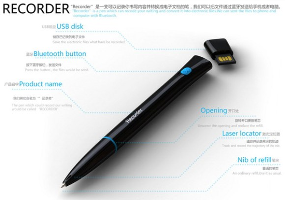 Magic Pen 17 - Design technology