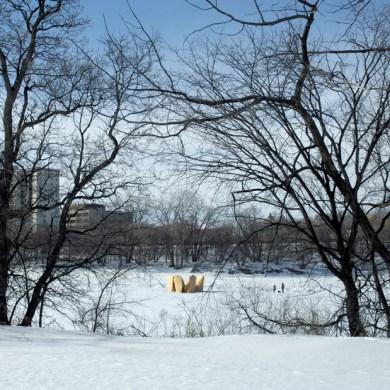 Skating Shelters หนาวอย่างอบอุ่น 15 - Architecture