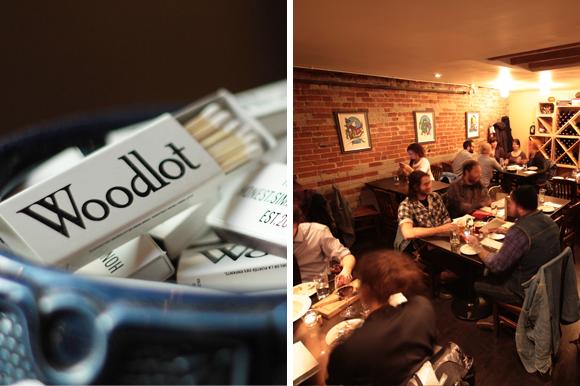 woodlo1 WOODLOT ร้านอาหารที่มี การปรุงอาหารด้วยเตาไฟโบราณ บรรยากาศพื้นบ้าน