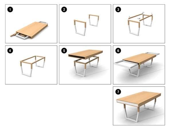 25550212 231456 Hidden Table..ลิ้นชักใต้โต๊ะ ที่ดูกลมกลม จนเหมือนเป็นจุดซ่อนเร้น