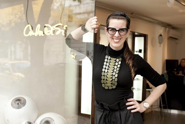 ช่างประกอบแว่นสไตล์ชิคๆ Carla Di Si  28 - REVIEW